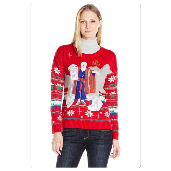Sweaters - Ugly Christmas Sweater Size Large NWOT
